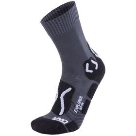 UYN Trekking Outdoor Expl**** Socks Men Anthracite/Pearl Grey